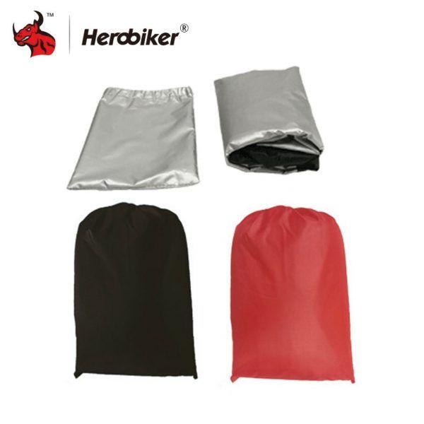 Cubierta de bicicleta HEROBIKER protección UV polvo y lluvia
