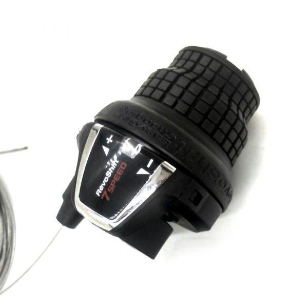 Palanca de cambios para manillar de bicicleta de montaña, accesorio RS35, 3/7, 21