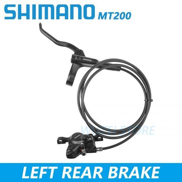 Frenos de disco hidráulico Shimano BR BL MT200, 750/800/1350/1450/1650mm