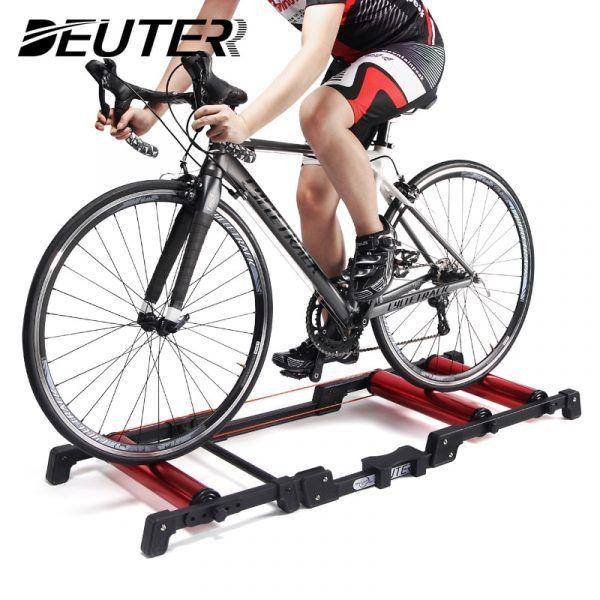 Rodillo de entrenamiento de bicicleta DEUTER GT-03 para ciclismo interior 24-29
