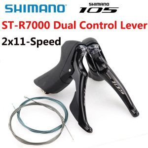 Palanca de Control Dual SHIMANO 105 ST R7000 ST-R7000, 2x11 velocidades, 105 R7000