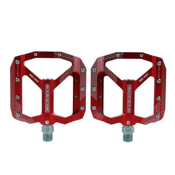 Pedales de bicicleta sellados Utral SIXSIXONE MG-003 de aluminio CNC para bicicleta MTB