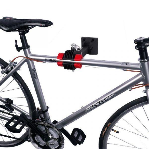 Soporte de montaje en pared resistente para bicicleta, 20KG de capacidad, soporte de trabajo