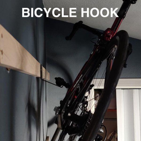 Soporte de montaje para pared ideal para bicicleta