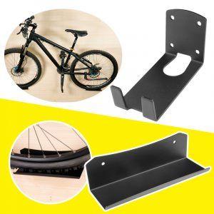Soporte de pared para bicicleta hasta 25Kg de capacidad