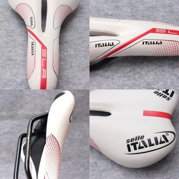 Sillín de bicicleta Selle Italia suave y cómodo para mtb y carreras