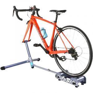 Rodillos para bicicleta soporte de entrenamiento de aleación de aluminio