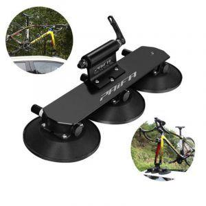 Portabicicletas para carros PAIFA, bastidores para coche, Ventosas para techo, soporte rápido para bicicleta de montaña y carretera